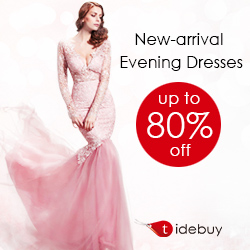 Tidebuy Elegant Evening Dresses
