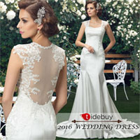 Tidebuy Cheap Wedding Dresses